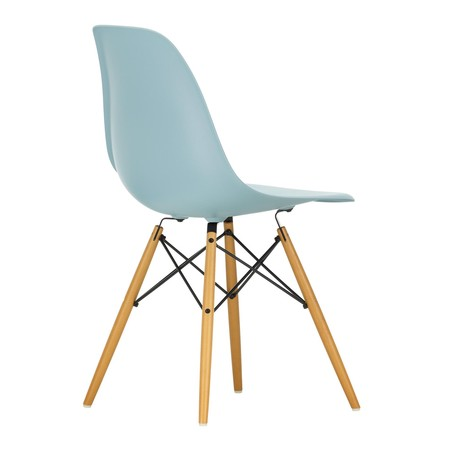 Pleasant Vitra Eames Plastic Side Chair Dsw Gouden Esdoorn Gmtry Best Dining Table And Chair Ideas Images Gmtryco