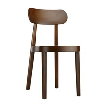 Thonet - 118 Stuhl mit Rohrgeflecht
