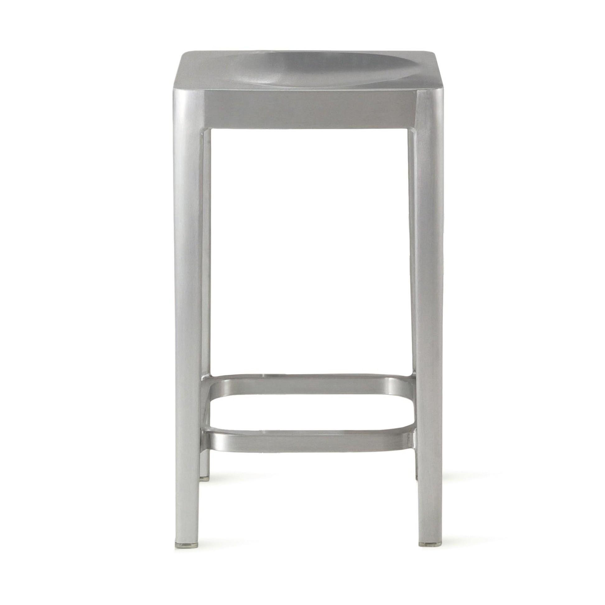 emeco emeco counter stool tabouret de bar ambientedirect. Black Bedroom Furniture Sets. Home Design Ideas