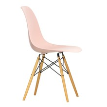 Vitra - Eames Plastic Side Chair DSW gouden esdoorn