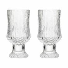 iittala - Ultima Thule Glass 34cl Set of 2