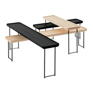 Cassina - Torei Side Table Rectangular