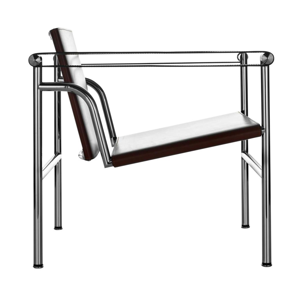 Cassina Le Corbusier Lc1 Kleiner Sessel Ambientedirect