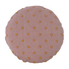 ferm LIVING - Popcorn Kids Cushion Ø 40cm