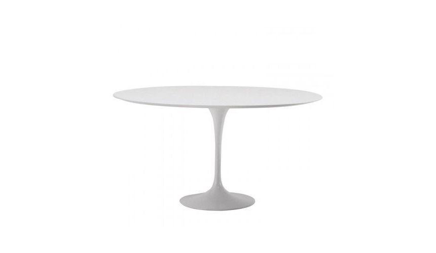 Saarinen tisch 137cm knoll international for Saarinen beistelltisch marmor