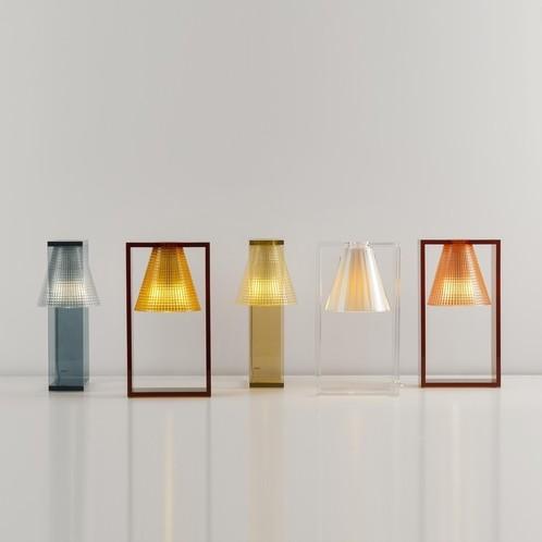 Kartell - Light-Air Tischleuchte
