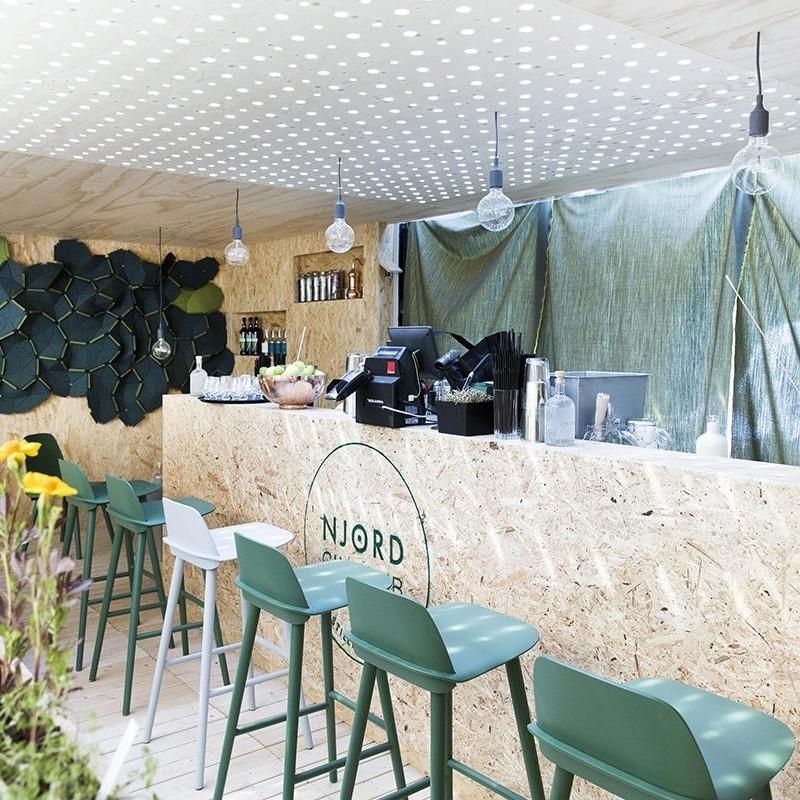 Muuto Nerd Bar Stool 65 Ambientedirect