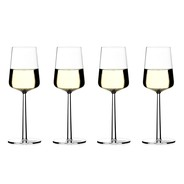 iittala - 4+4 Promotion Essence White Wine Glass Set + 1 Set for free