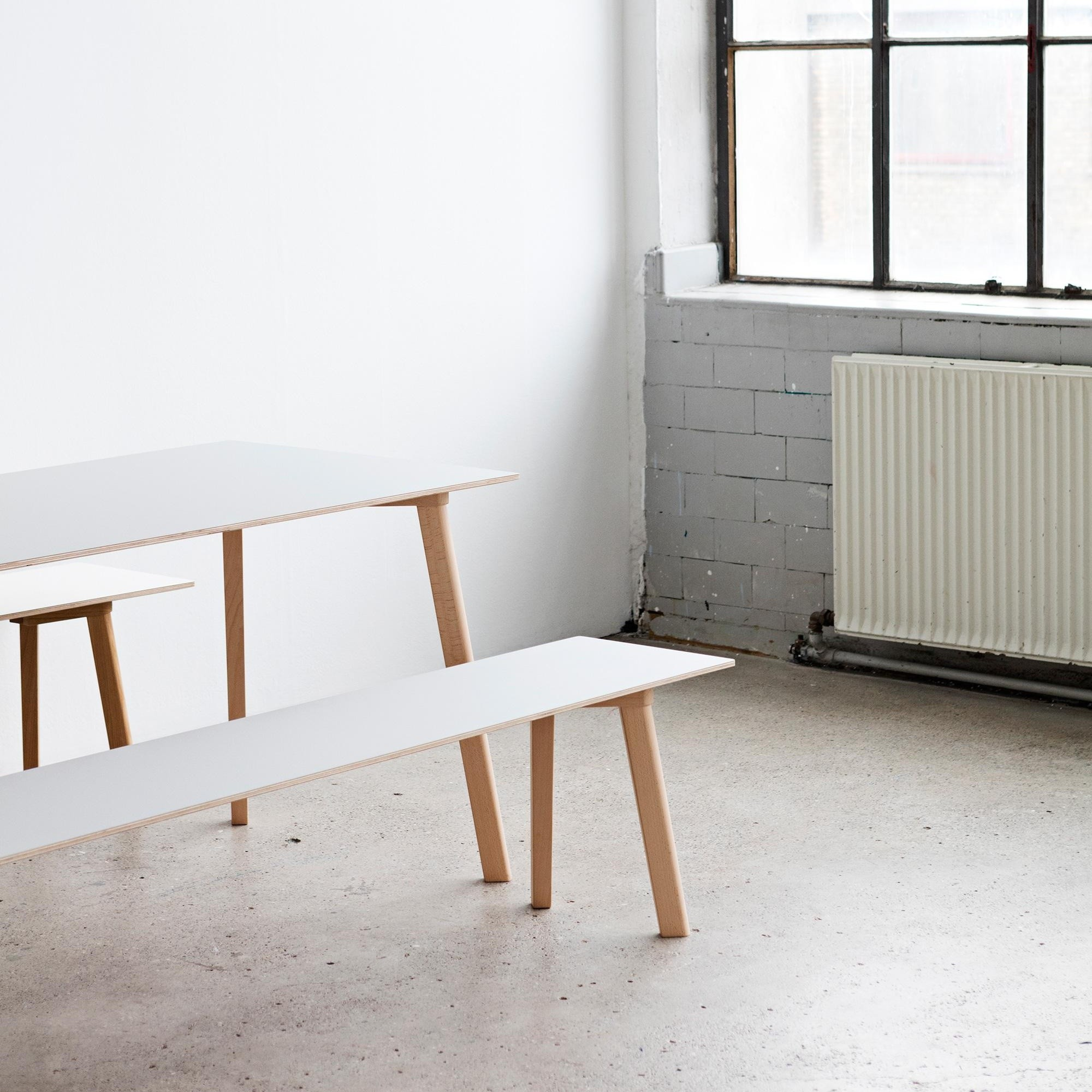 Hay Copenhague Deux Cph 210 Table 140x75cm Ambientedirect