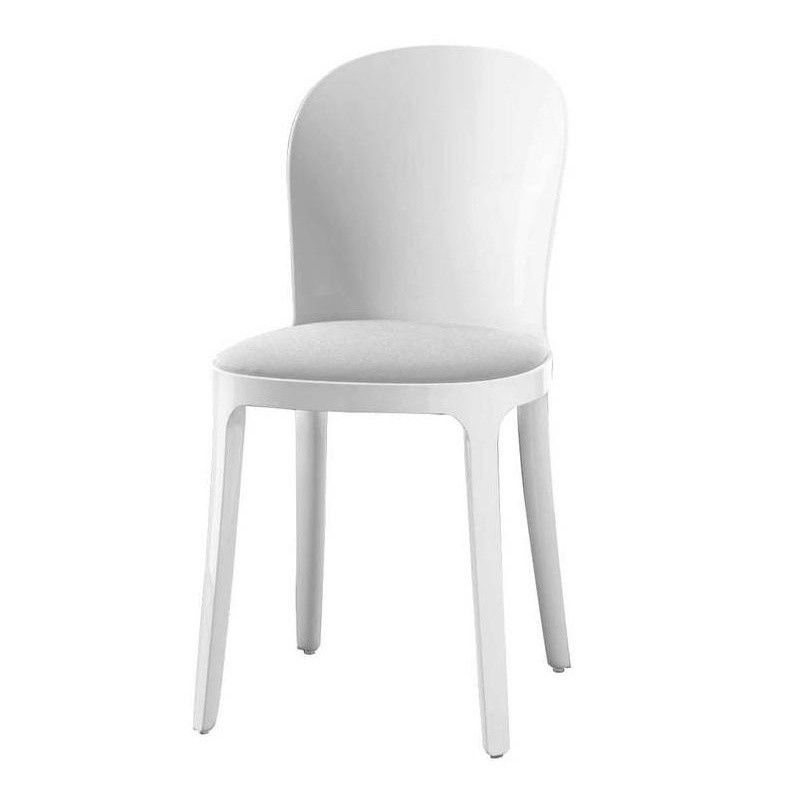 White Vanity Chair | Prince Furniture