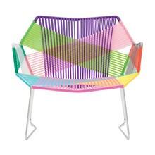 Moroso - Tropicalia fauteuil met armleuningen