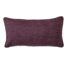 Bloomingville - Moon Purple Cushion