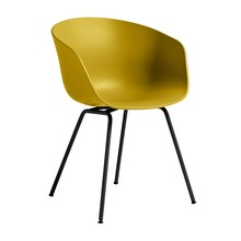 HAY - About a Chair AAC 26 Armlehnstuhl Gestell Stahl schwarz