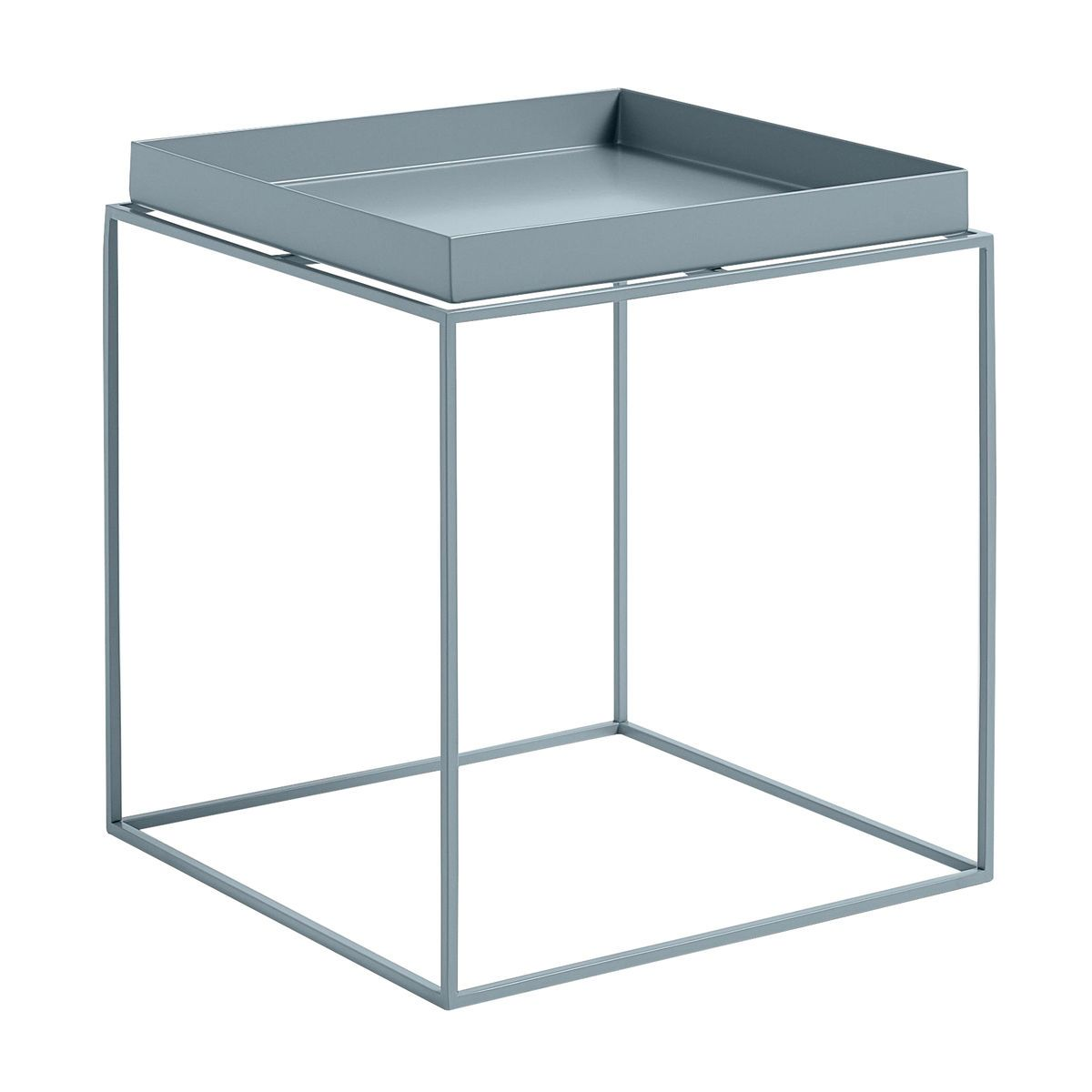 Tray side table square hay for Tray side table
