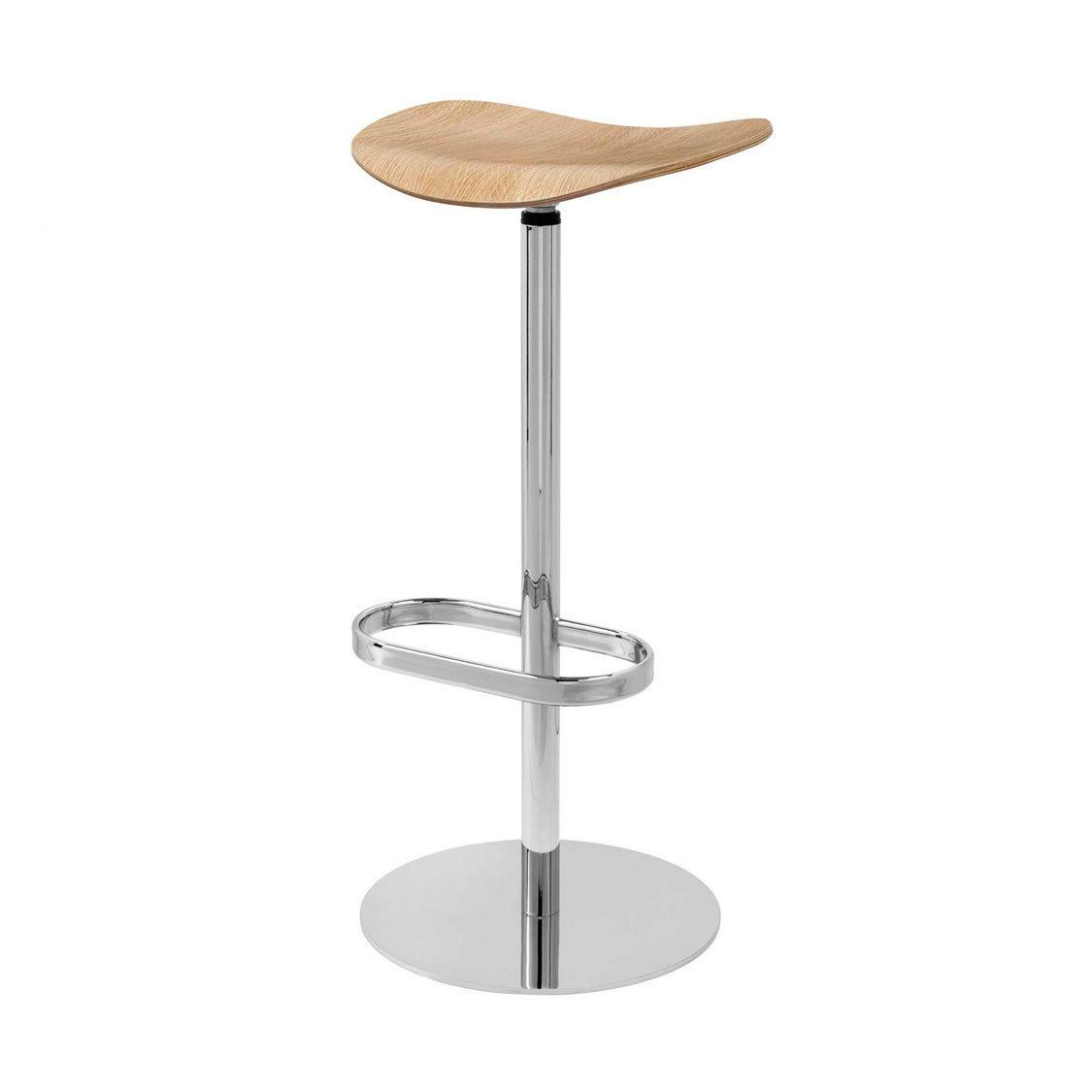 Gubi 2d counter stool barhocker drehgestell gubi for Barhocker 2d cad