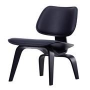 Vitra - LCW - Chaise cuir