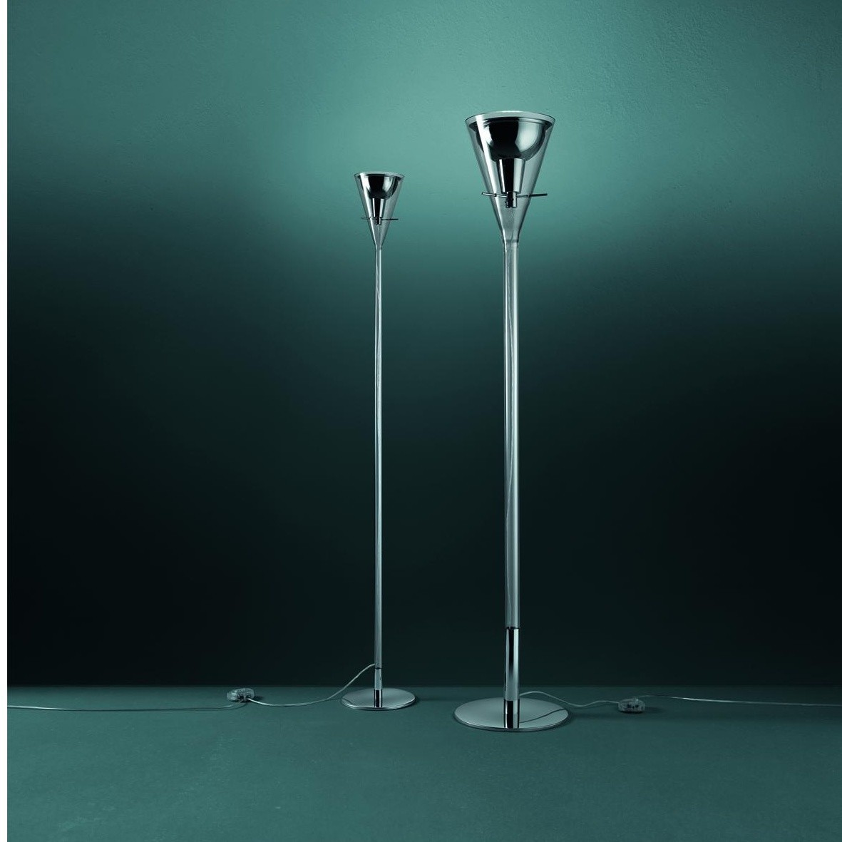 Fontana Arte Flute Floor Lamp Ambientedirect