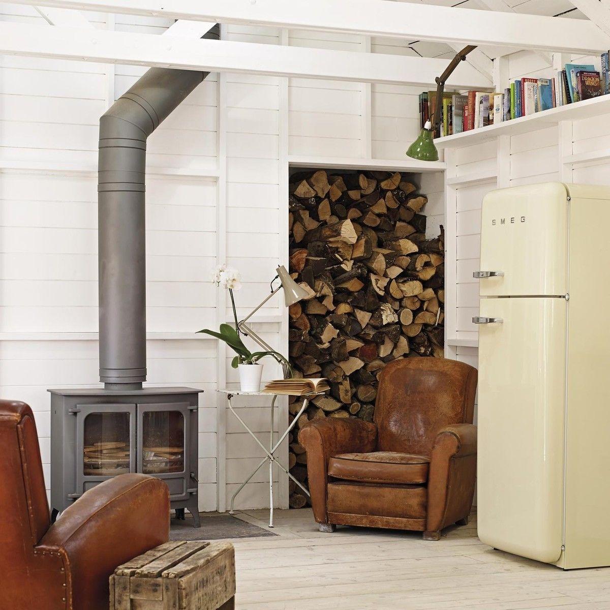 SMEG FAB30 Standkühlschrank Smeg