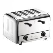 Dualit: Brands - Dualit - Catering Pop-up Toaster