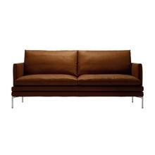 Zanotta - William 1330 2-Sitzer Sofa mit Kissen