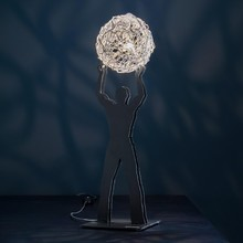 Catellani & Smith - Lampe de Table Uomo Della Luce S