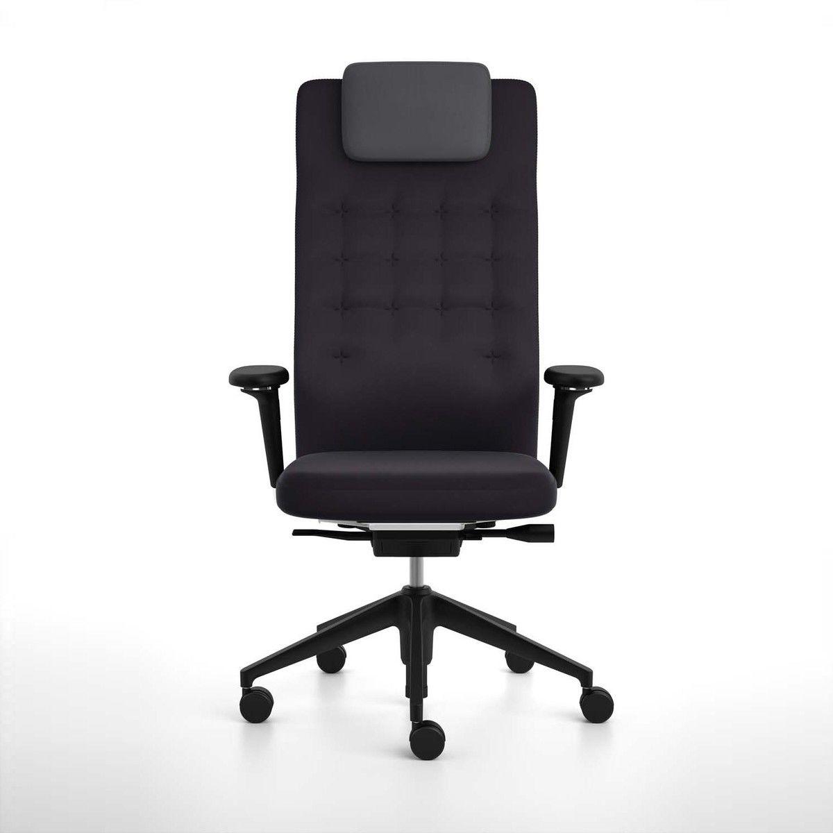 id trim l citterio office chair 3d armrests vitra. Black Bedroom Furniture Sets. Home Design Ideas