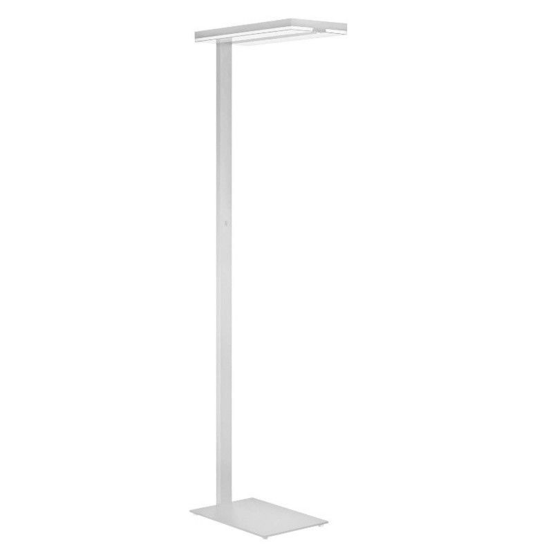 Artemide   Chocolate Floor Lamp   White/lacquered/not Dimmable/LxWxH 59.3x25