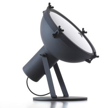 Nemo - Projecteur 365 Floor Lamp - anthracite/sandblasted