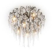 Brand van Egmond - Plafonnier Hollywood Glass H 60cm/Ø 60cm