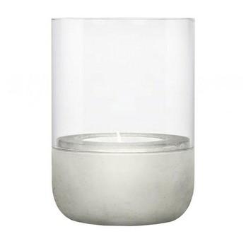Blomus - Calma Windlicht S - transparent/H14cm/Ø10cm