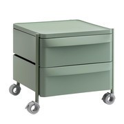 Pedrali - Boxie BXL 2C Container on Wheels H 46cm