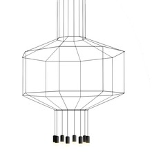 Vibia - Suspension LED Wireflow 0299