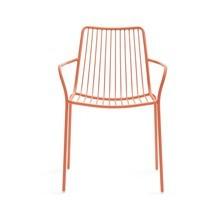 Pedrali - Nolita 3656 Armlehnstuhl/ hohe Rückenlehne