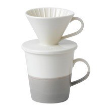 Royal Doulton - Coffee Studio Pour Over Tasse mit Filter