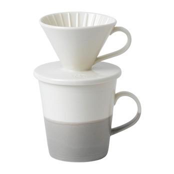 Royal Doulton - Coffee Studio Pour Over Tasse mit Filter