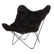 cuero - Iceland Mariposa Butterfly Chair Sessel