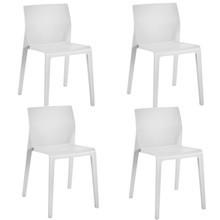 Arper - Juno 3601 Chair Set Of 4