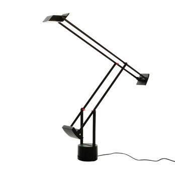 Artemide - Tizio LED Schreibtischleuchte - schwarz/lackiert/BxH 78x66cm