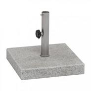 Weishäupl - Parasolvoet graniet 30kg