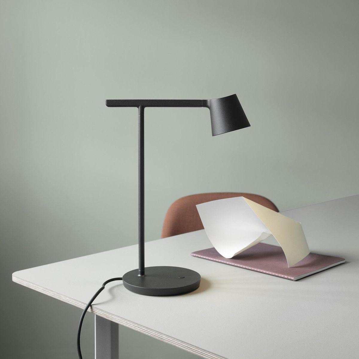 tip table lamp led lampe de table muuto. Black Bedroom Furniture Sets. Home Design Ideas