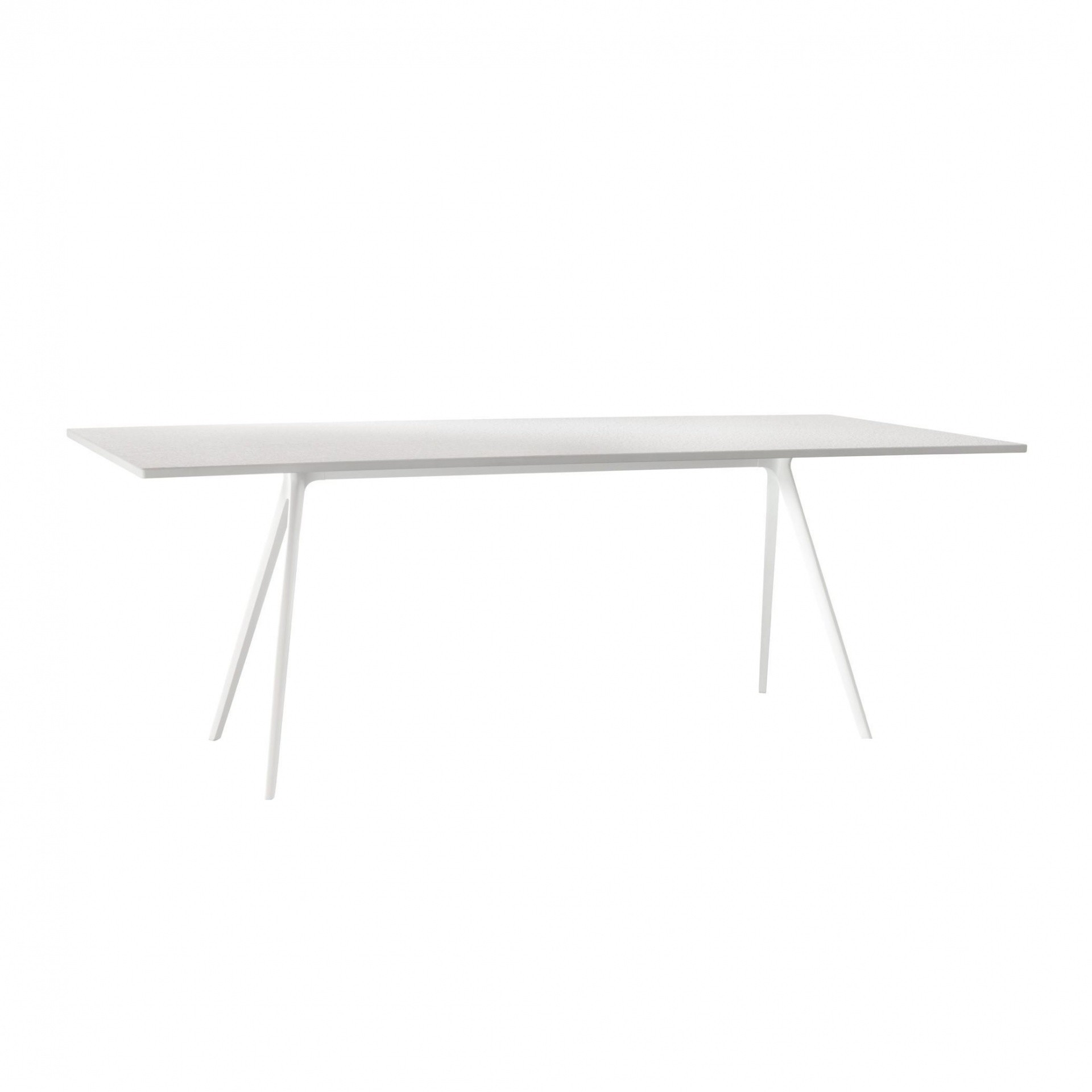 Magis Baguette Office Table/Dining Table | AmbienteDirect