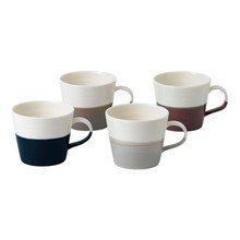 Royal Doulton - Coffee Studio Tasse 4er Set