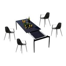 Weishäupl - Marguerite Garden Set 4 Armchairs