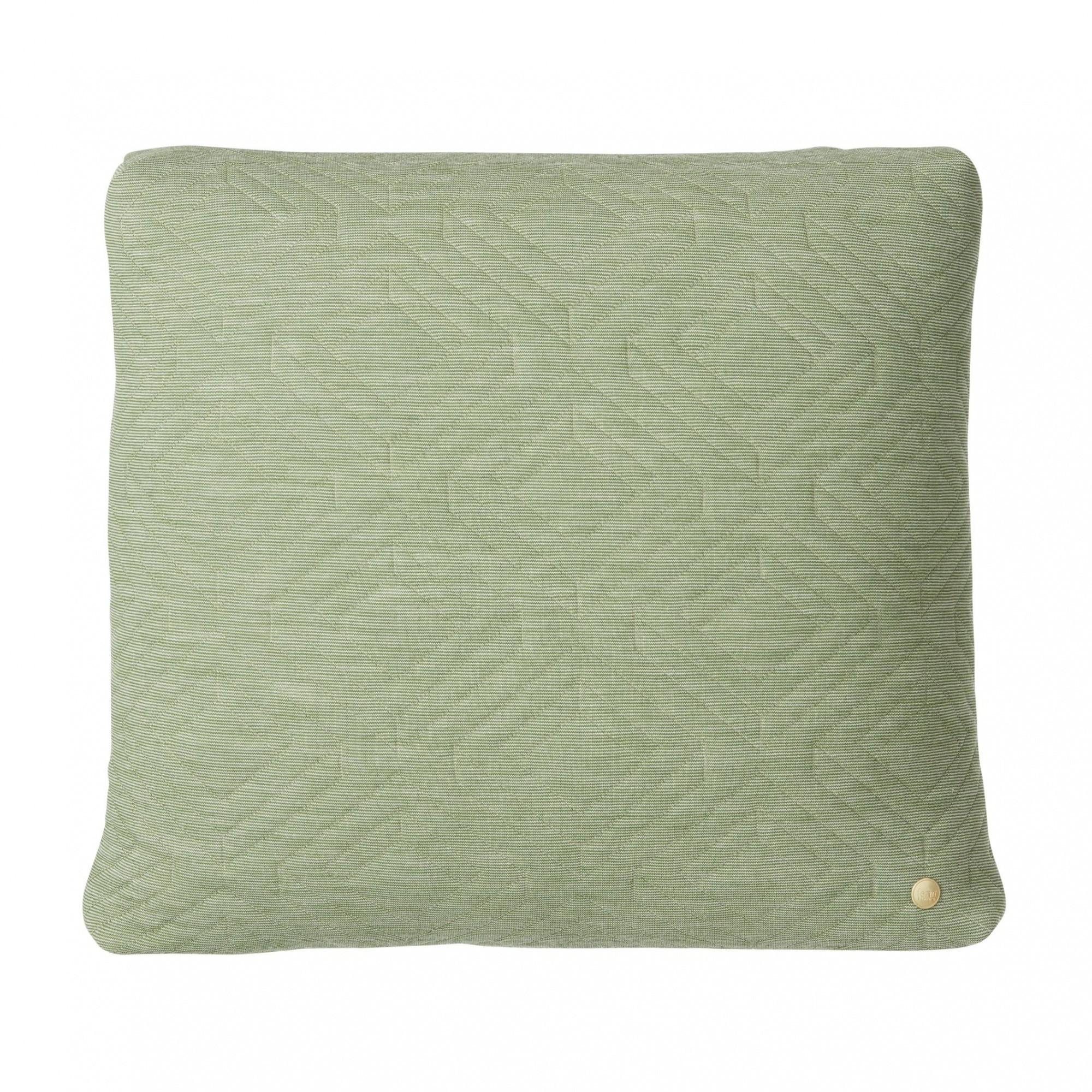 ferm living quilt kissen 45x45cm ambientedirect. Black Bedroom Furniture Sets. Home Design Ideas