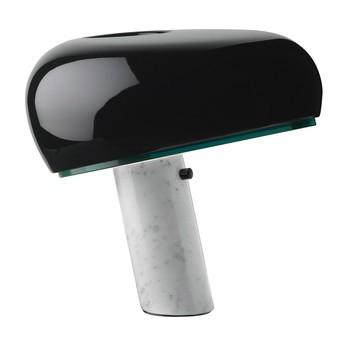 Flos - Snoopy Tischleuchte - schwarz/glänzend