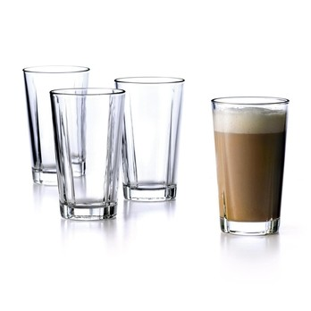 Rosendahl Design Group - Grand Cru Latte Macchiato Gläser Set - transparent/37cl/4 Stück