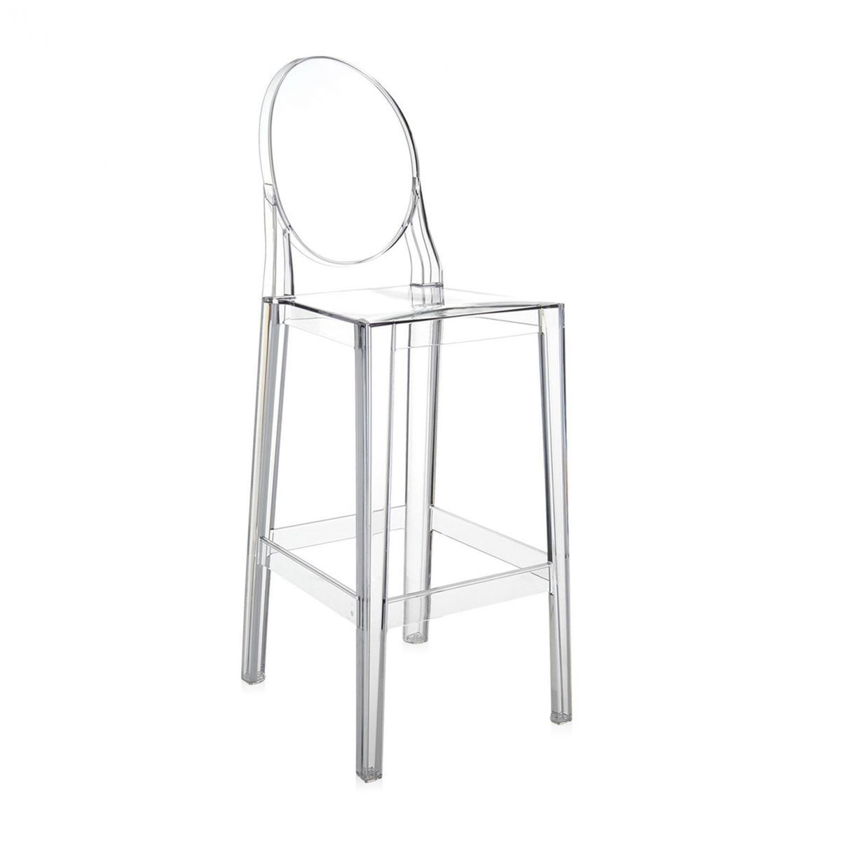 Tabouret De Bar Transparent Fashion Designs