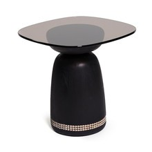 Zanat - Nera - Table d'appoint H 44 cm