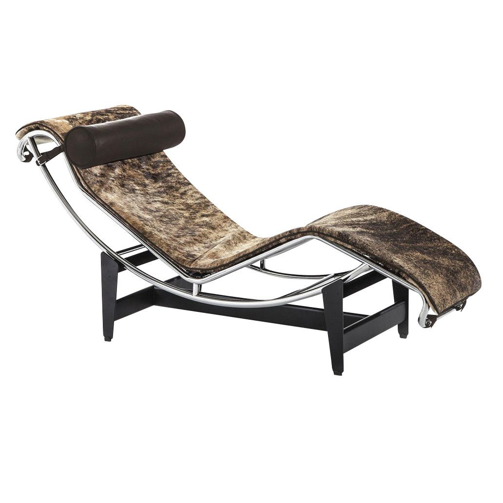 Le corbusier lc4 chaise longue limited edit cassina for Chaise du corbusier
