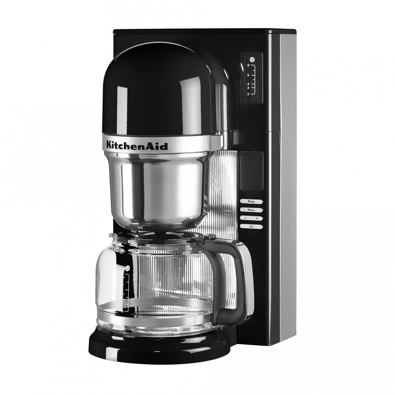 KitchenAid 5KCM0802 Pour Over Coffee Brewer | AmbienteDirect on spacemaker coffee maker, black & decker coffee maker, 4 cup coffee makers, blue coffee maker, 12 cup coffee maker, mr coffee maker, capresso coffee maker, viking coffee maker, cuisinart coffee maker, 60 cup coffee maker, vacuum coffee maker, braun coffee maker, under cabinet coffee maker, thermal coffee maker, personal coffee maker, target red coffee maker, nespresso coffee maker, thermal carafe coffee maker, black and decker coffee maker, starbucks coffee maker, coffee maker grinder, grind and brew coffee makers, bunn coffee maker, farberware coffee maker, 4 cup coffee maker, automatic coffee machines, dual coffee maker, 1 cup coffee maker, 14 cup coffee maker,